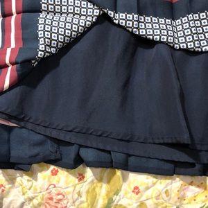 Lands' End Skirts - Pleated skirt Lands End Canvas